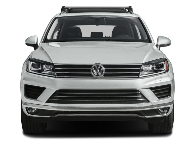 2016 Volkswagen Touareg Pictures Touareg Utility 4D Executive AWD V6 photos front view