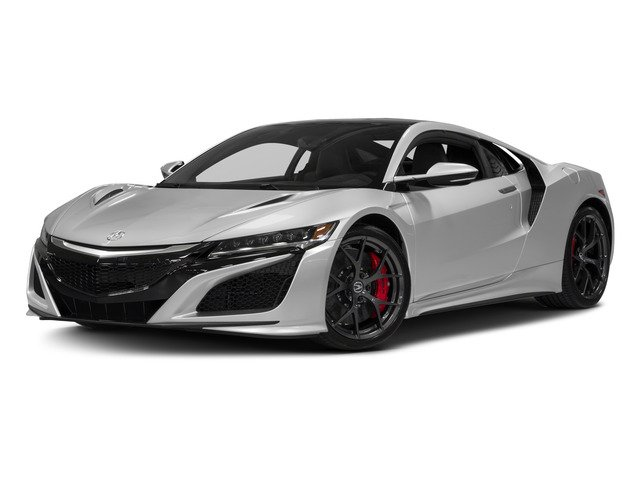2017 Acura NSX Base Price Coupe Pricing side front view