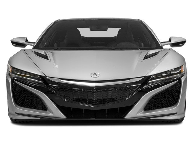 2017 Acura NSX Base Price Coupe Pricing front view