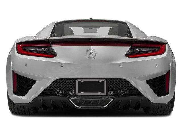 2017 Acura NSX Base Price Coupe Pricing rear view