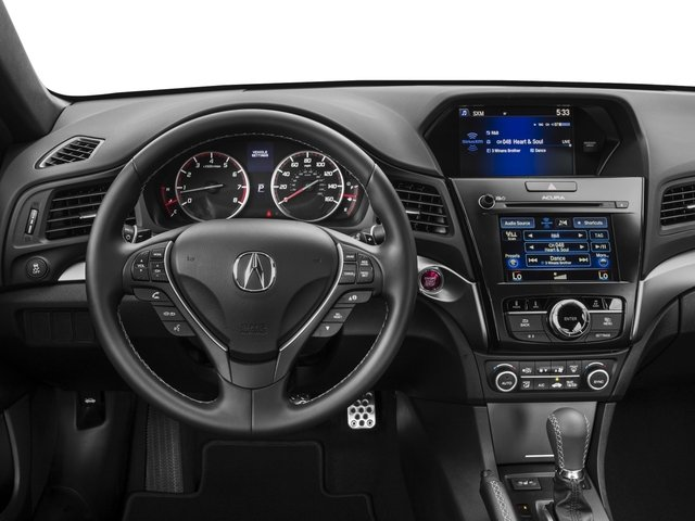 2017 Acura ILX Pictures ILX Sedan w/Premium/A-SPEC Pkg photos driver's dashboard