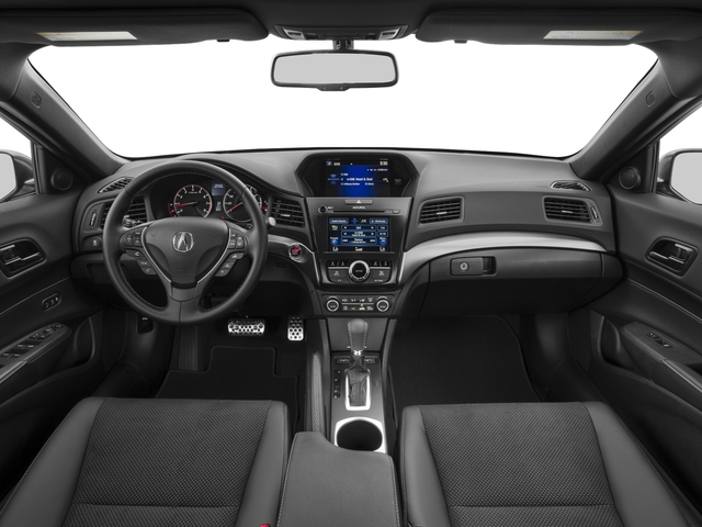 2017 Acura ILX Pictures ILX Sedan w/Premium/A-SPEC Pkg photos full dashboard