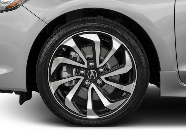 2017 Acura ILX Pictures ILX Sedan w/Premium/A-SPEC Pkg photos wheel