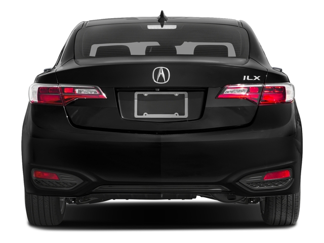 2017 Acura ILX Base Price Sedan w/Technology Plus Pkg Pricing rear view