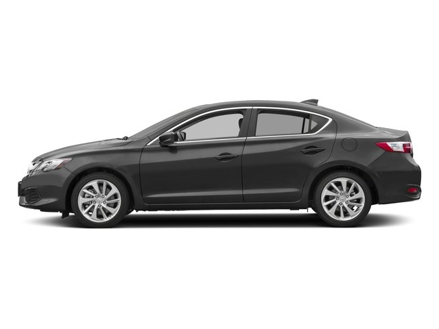 2017 Acura ILX Prices and Values Sedan 4D Premium I4 side view