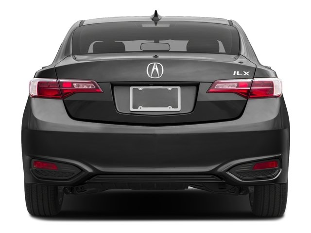2017 Acura ILX Prices and Values Sedan 4D Premium I4 rear view