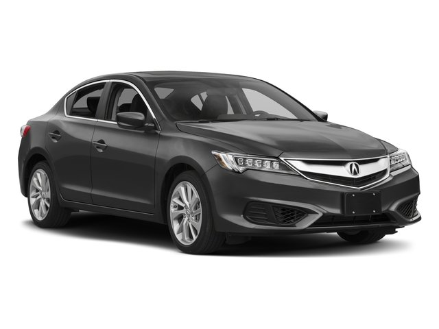 2017 Acura ILX Prices and Values Sedan 4D Premium I4 side front view