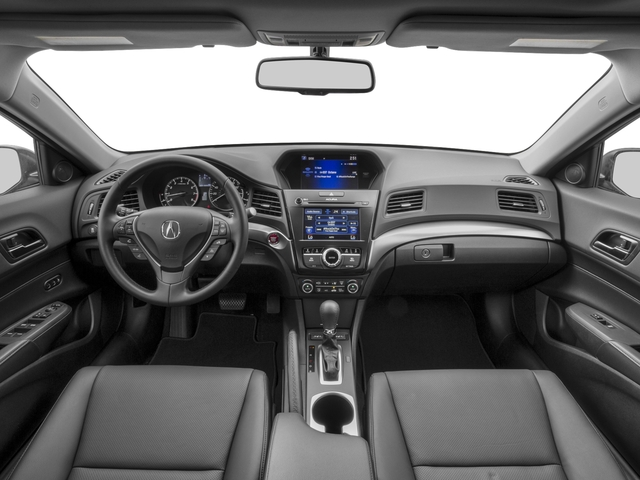 2017 Acura ILX Prices and Values Sedan 4D Premium I4 full dashboard