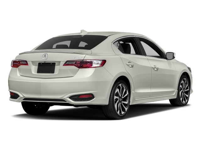 2017 Acura ILX Base Price Sedan w/Technology Plus/A-SPEC Pkg Pricing side rear view