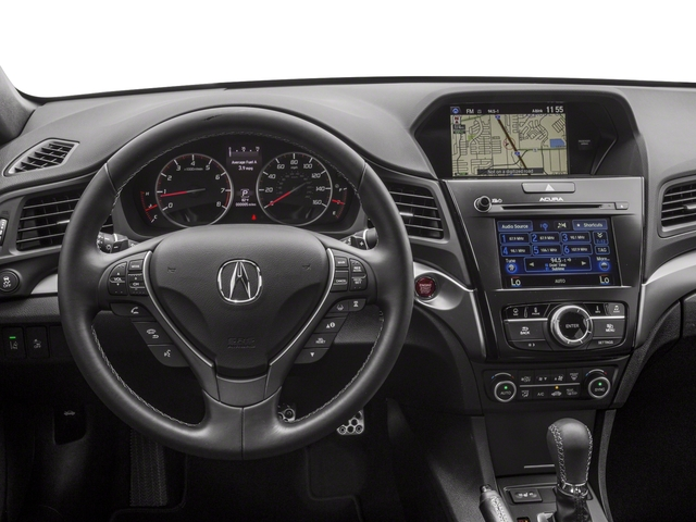 2017 Acura ILX Base Price Sedan w/Technology Plus/A-SPEC Pkg Pricing driver's dashboard