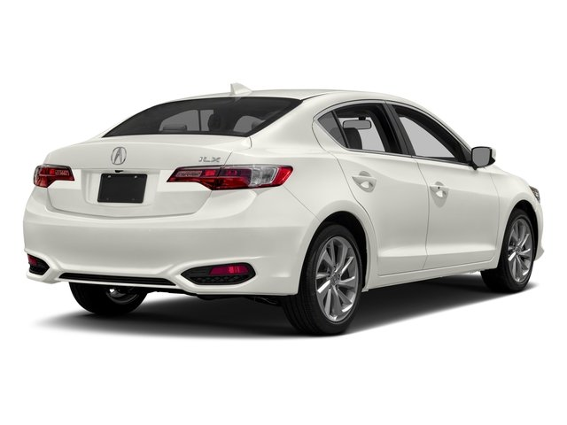 2017 Acura ILX Prices and Values Sedan 4D I4 side rear view
