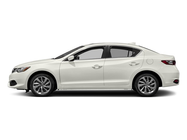 2017 Acura ILX Prices and Values Sedan 4D I4 side view