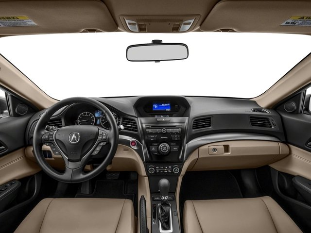 2017 Acura ILX Prices and Values Sedan 4D I4 full dashboard