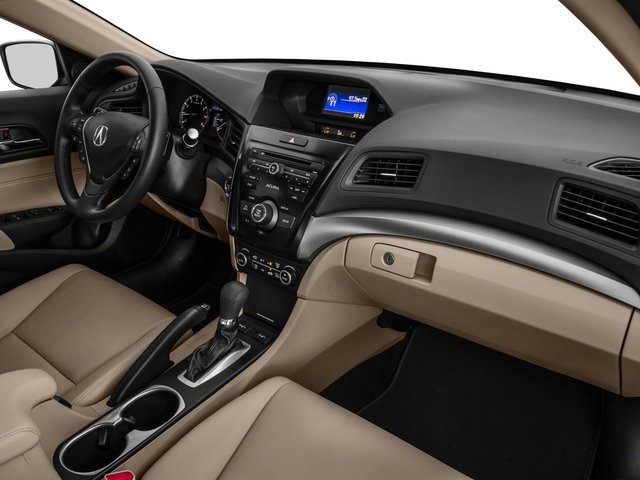 2017 Acura ILX Prices and Values Sedan 4D I4 passenger's dashboard
