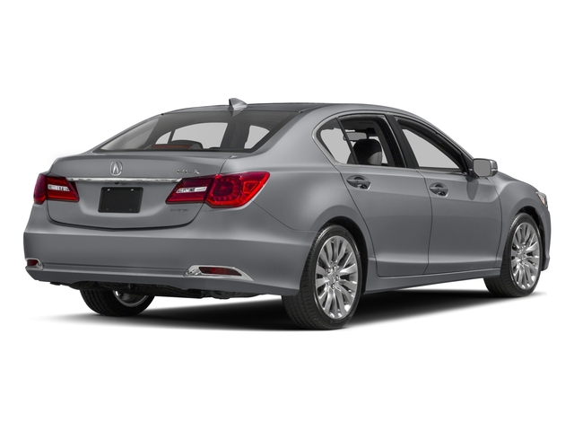 2017 Acura RLX Prices and Values Sedan 4D Technology V6 side rear view