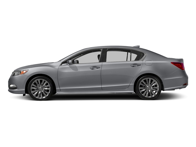 2017 Acura RLX Prices and Values Sedan 4D Technology V6 side view