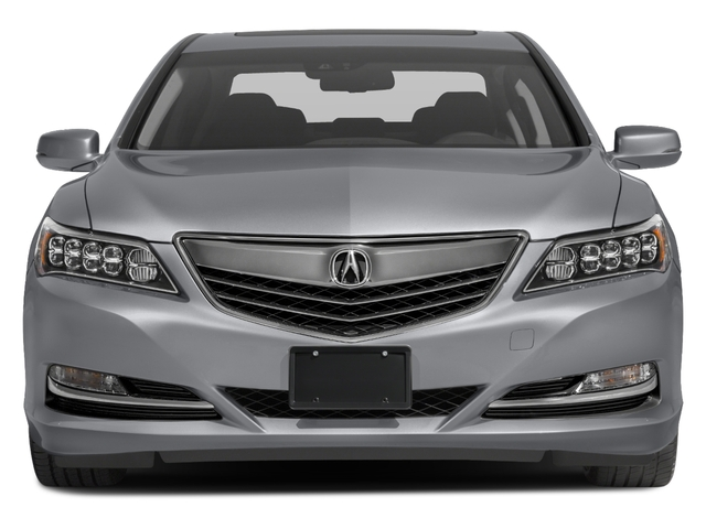 2017 Acura RLX Prices and Values Sedan 4D Technology V6 front view