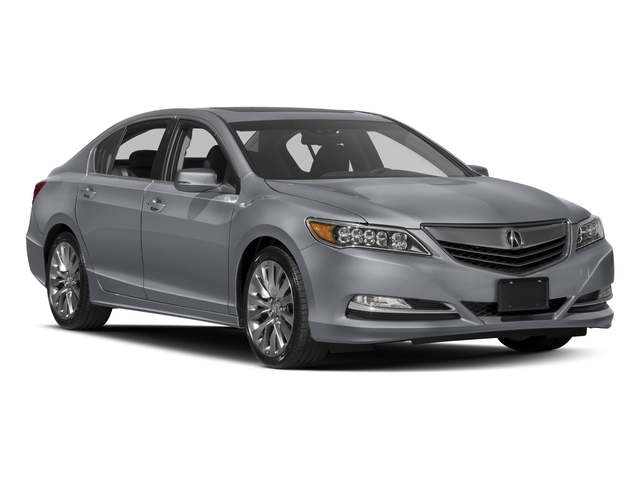 2017 Acura RLX Pictures RLX Sedan 4D Technology V6 photos side front view