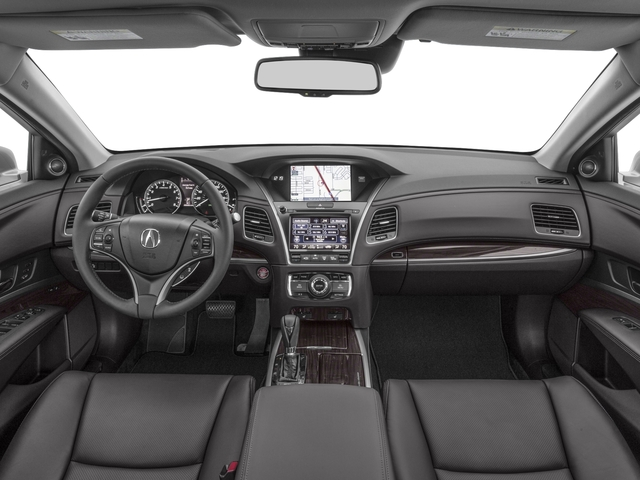 2017 Acura RLX Prices and Values Sedan 4D Technology V6 full dashboard