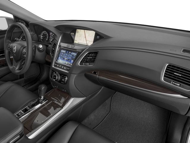 2017 Acura RLX Prices and Values Sedan 4D Technology V6 passenger's dashboard