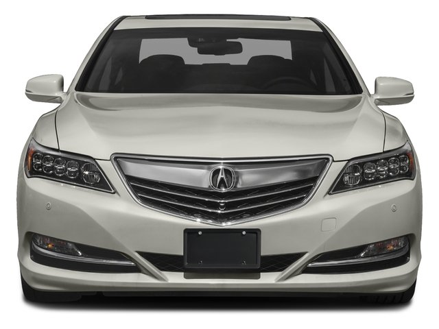2017 Acura RLX Pictures RLX Sedan w/Advance Pkg photos front view