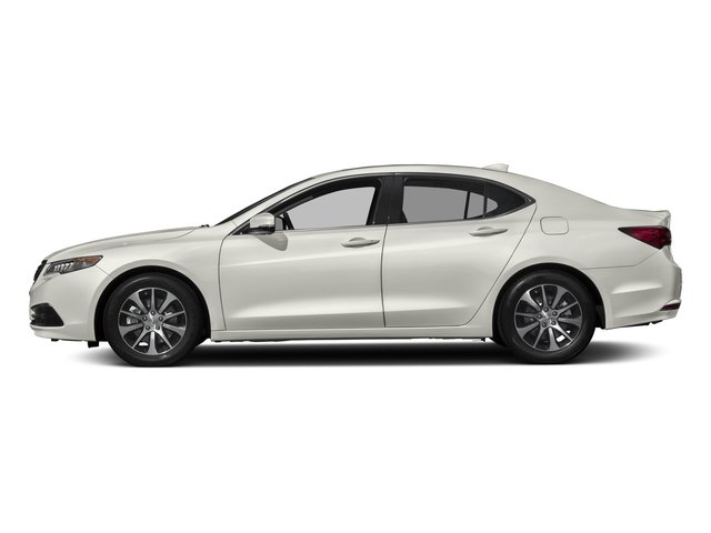 2017 Acura TLX Pictures TLX Sedan 4D I4 photos side view