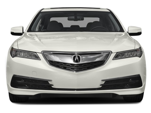 2017 Acura TLX Base Price FWD Pricing front view