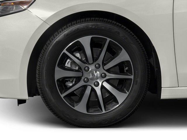 2017 Acura TLX Base Price FWD Pricing wheel