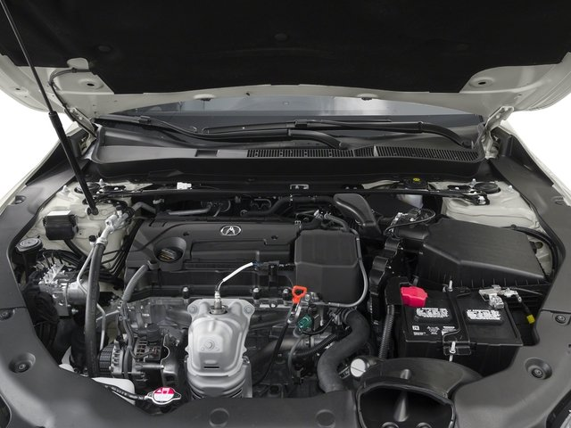 2017 Acura TLX Pictures TLX Sedan 4D I4 photos engine