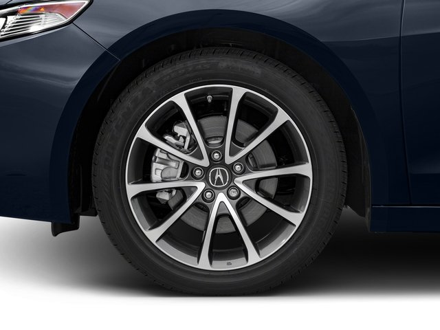 2017 Acura TLX Pictures TLX FWD V6 w/Technology Pkg photos wheel