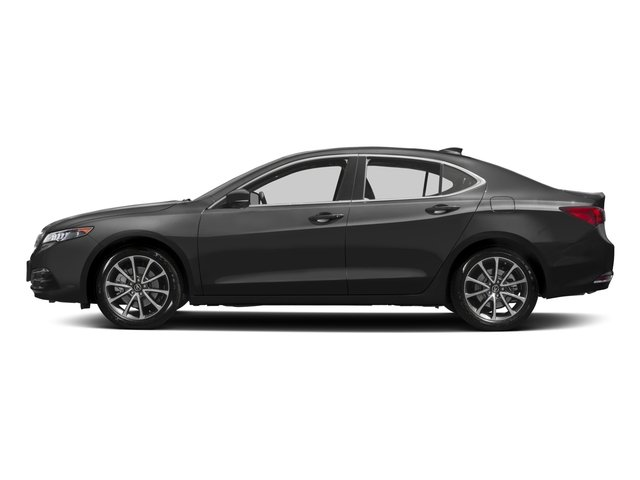 2017 Acura TLX Base Price SH-AWD V6 w/Technology Pkg Pricing side view