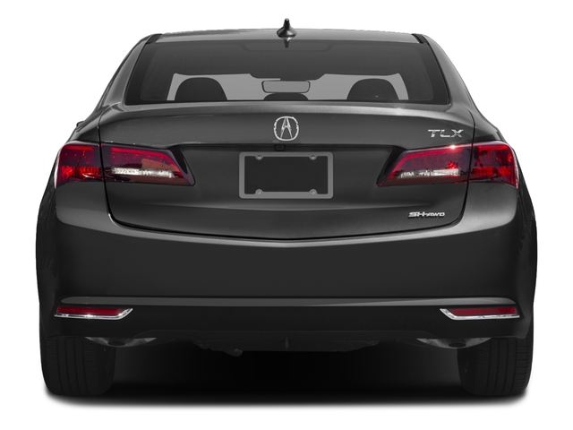 2017 Acura TLX Base Price SH-AWD V6 w/Technology Pkg Pricing rear view