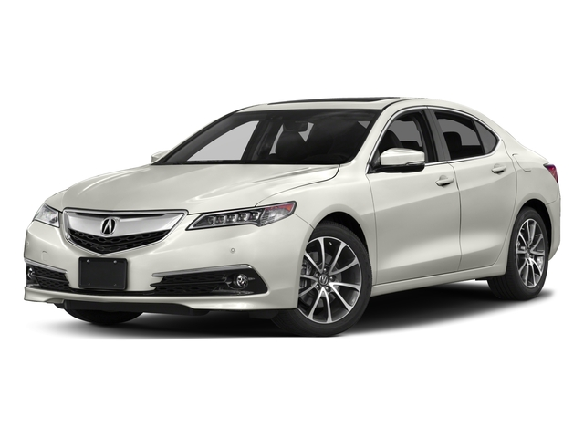 2017 Acura TLX Pictures TLX SH-AWD V6 w/Advance Pkg photos side front view