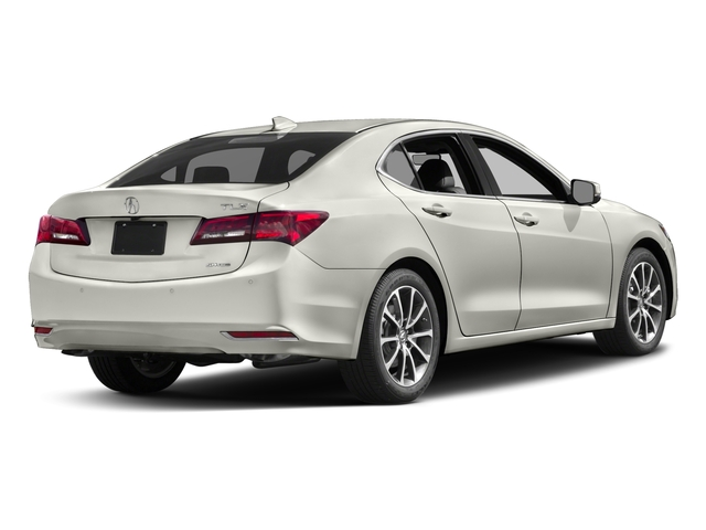 2017 Acura TLX Prices and Values Sedan 4D Advance AWD V6 side rear view
