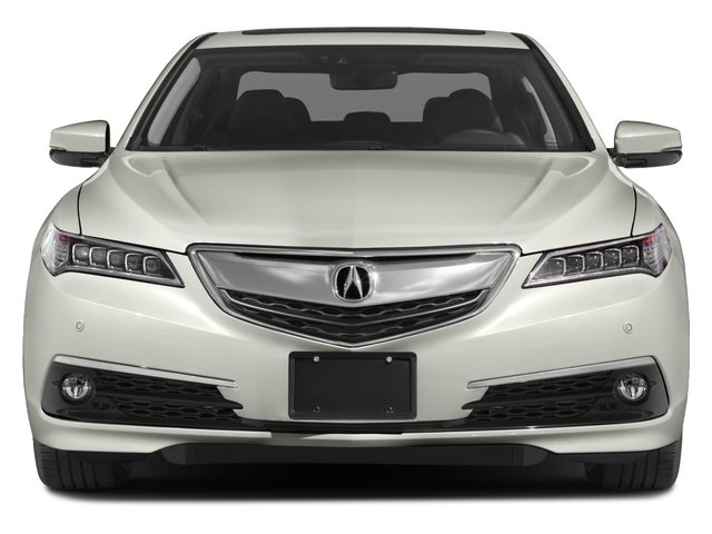 2017 Acura TLX Pictures TLX Sedan 4D Advance AWD V6 photos front view