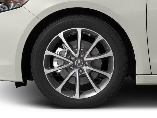 2017 Acura TLX Pictures TLX SH-AWD V6 w/Advance Pkg photos wheel