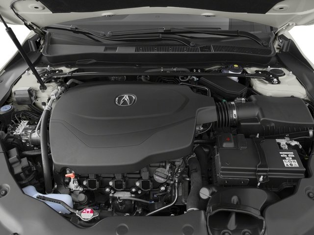 2017 Acura TLX Pictures TLX SH-AWD V6 w/Advance Pkg photos engine