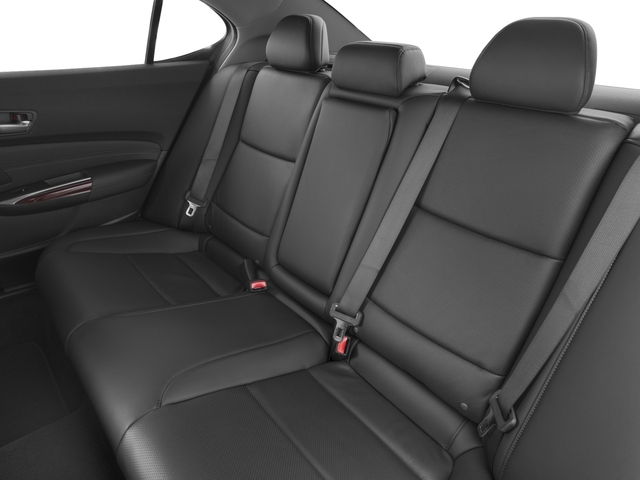 2017 Acura TLX Pictures TLX SH-AWD V6 w/Advance Pkg photos backseat interior
