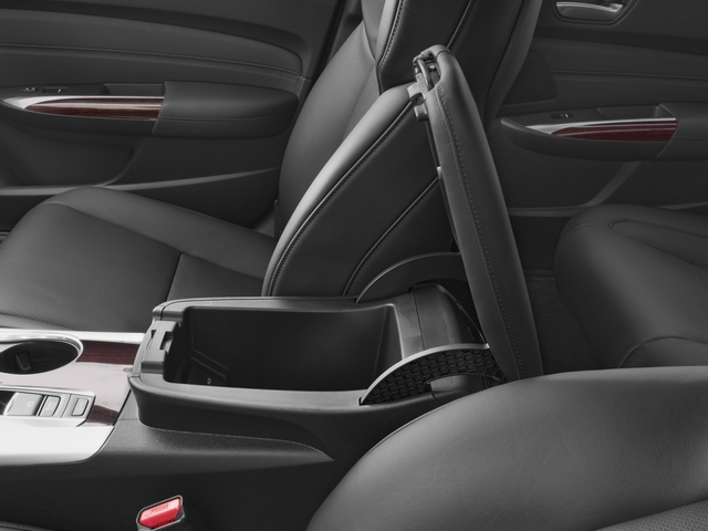 2017 Acura TLX Pictures TLX SH-AWD V6 w/Advance Pkg photos center storage console