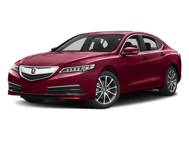 2017 Acura TLX Pictures TLX Sedan 4D V6 photos side front view