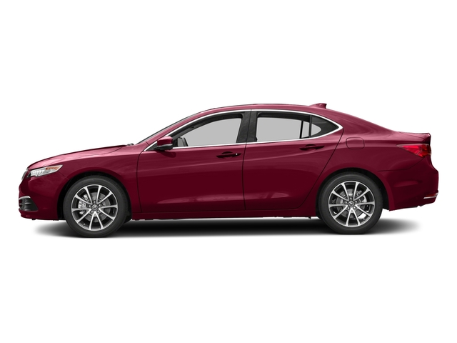 2017 Acura TLX Base Price FWD V6 Pricing side view