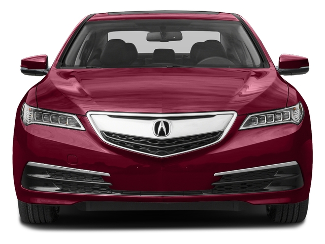 2017 Acura TLX Base Price FWD V6 Pricing front view