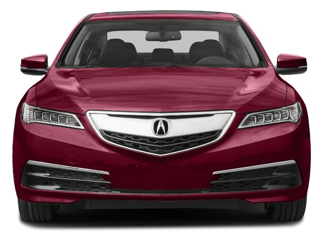 2017 Acura TLX Pictures TLX Sedan 4D V6 photos front view