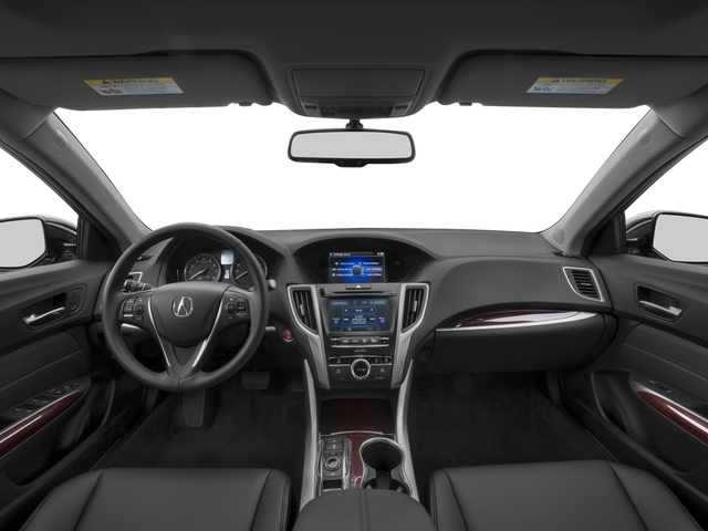 2017 Acura TLX Base Price FWD V6 Pricing full dashboard