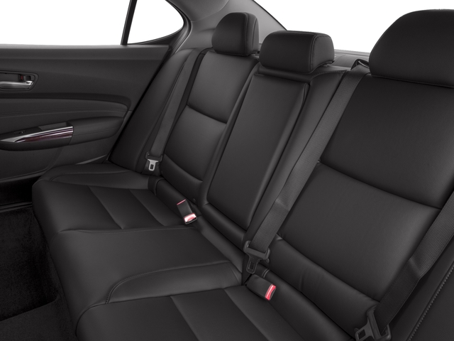 2017 Acura TLX Pictures TLX Sedan 4D V6 photos backseat interior