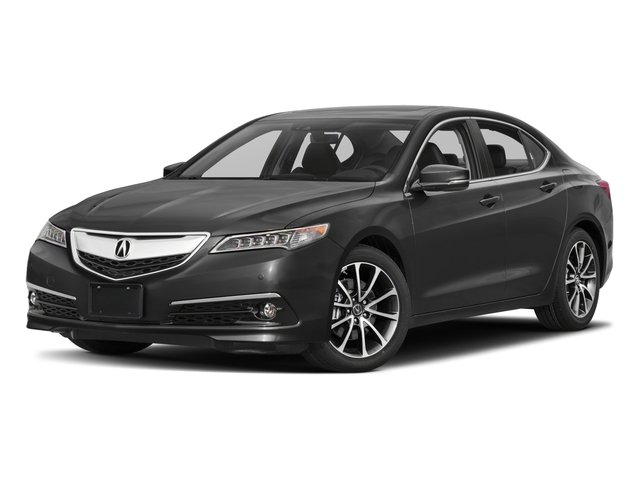 2017 Acura TLX Pictures TLX Sedan 4D Advance V6 photos side front view