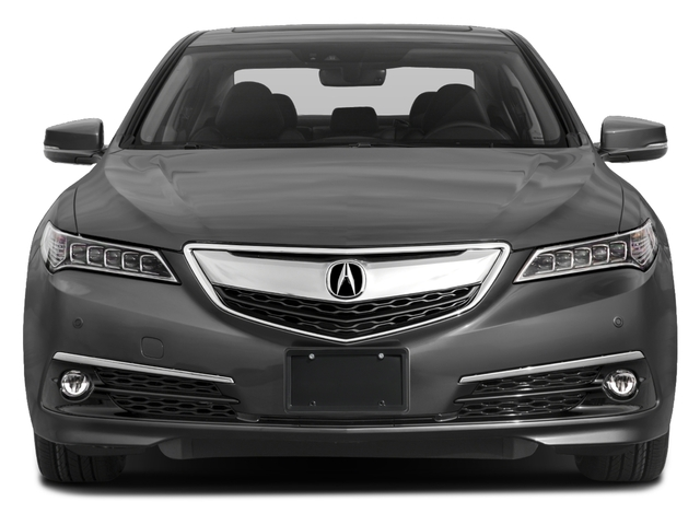 2017 Acura TLX Prices and Values Sedan 4D Advance V6 front view