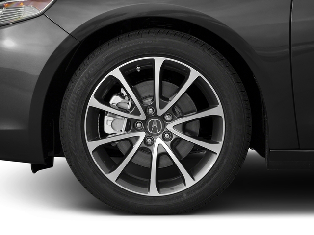 2017 Acura TLX Prices and Values Sedan 4D Advance V6 wheel