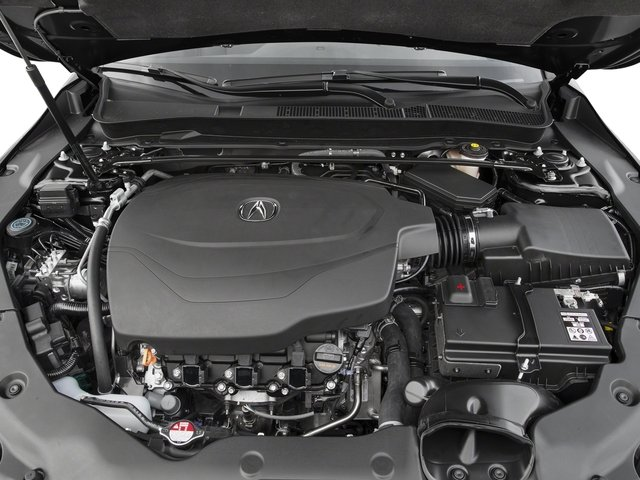 2017 Acura TLX Prices and Values Sedan 4D Advance V6 engine