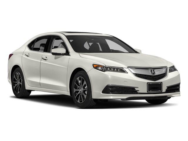 2017 Acura TLX Prices and Values Sedan 4D Technology I4 side front view
